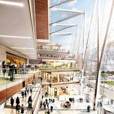 Hudson Yards Map Related U0027s Hudson Yards Will Be Home To 750 000 Square Feet Of