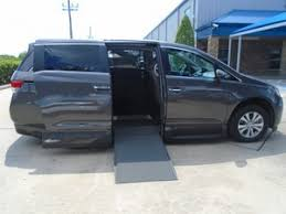 used honda odyssey vans for sale used honda wheelchair vans for sale blvd com