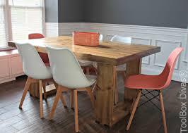 Designer Dining Room Chairs Husky Modern Dining Table Toolbox Divas