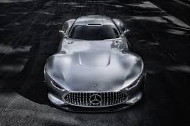 mercedes gran turismo mercedes builds a stunning concept supercar for gran turismo