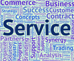 partners is service desk service word indicating help desk and wordclouds royalty free stock