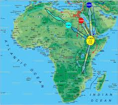 Subsaharan Africa Map Is The Term U201csub Saharan Africa U201d Abagond