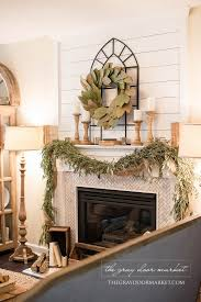 Home Decor For Christmas Get The Look Winter Decorations For Christmas The Turquoise Home