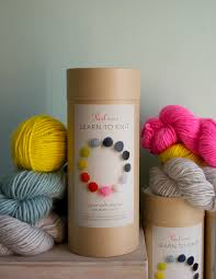 purl soho s learn to knit kit purl soho