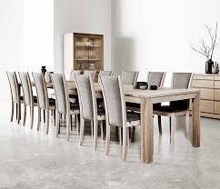 Solid Wood Dining Tables Luxury Dining Tables Wharfside - Long kitchen tables
