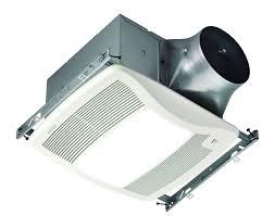 Bathroom Fan With Heater Nutone Fans Nutone Ceilingwall Ductless Exhaust Fanlight Model