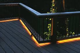Outdoor Rope Lighting Ideas Deck Lighting Faq Deck Design Decking And Deck Lighting