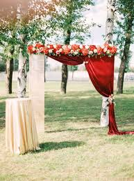Wedding Arch Design Ideas 40 Outdoor Fall Wedding Arch And Altar Ideas Arches Cranberries