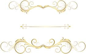 gold decorative ornaments png clip gallery yopriceville