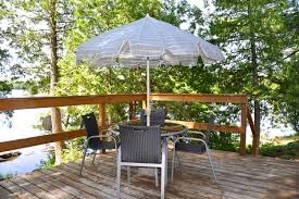 cottage 499 for rent on bear lake near sprucedale in district of