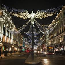 london christmas lights walking tour 7 london spots with weird christmas connections look up london