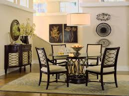 dining room furniture glass picture on spectacular home design