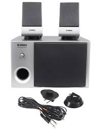 home theater subwoofer amplifier yamaha trsms05 3 piece speaker amplifier system for tyros 5 61 or