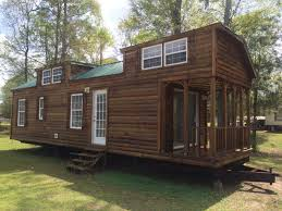 Tiny House Models 10x38 Tiny House Shell Park Model Rv Trailer Log Cabin Ebay