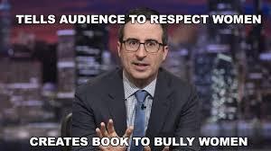 John Oliver Memes - john oliver is a massive hypocrite youtube