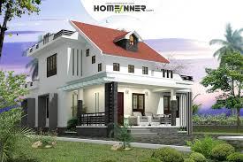indian small farmhouse plan 3 bhk kerala house design penting