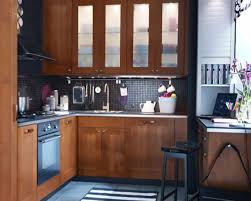 Ikea Kitchen Cabinet Doors Solid Wood by Kitchen Foxy Image Of Small Ikea Kitchen Decoration Using Lime