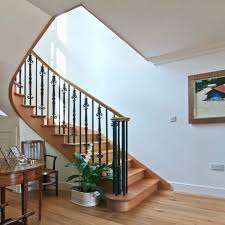 Spindle Staircase Ideas Black Iron Stair Spindles Stairs Marvellous Staircase Balusters
