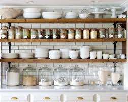 kitchen shelving ideas open kitchen cabinets best 25 open kitchen shelving ideas on
