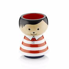 danish pencil holder boy red stripe home decor online