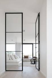 Interior Door Ideas 33 Stylish Interior Glass Doors Ideas To Rock Digsdigs
