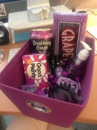 theme gifts 7 best purple gift baskets images on gift basket