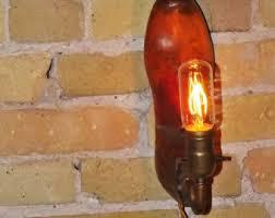 Edison Bulb Wall Sconce Edison Bulb Sconce Etsy