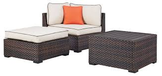 Ashley Outdoor Furniture Signature Design By Ashley P450077846877 Renway Patio Sets