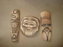 wall masks 3 x hardwood wall masks r180 for all 3 durban