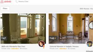 air bnb in cuba empresa vacuba guarda silencio ante reclamo de anfitriones de airbnb