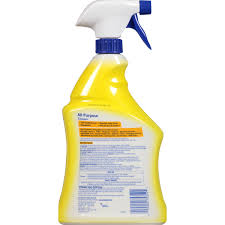 lysol brand ii ready to use all purpose cleaner lemon breeze