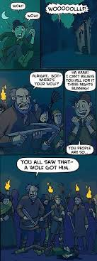 village town references the boy who cried wolf crying wolf tv tropes