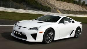future lexus supercar lexus lfa successor unlikely anytime soon