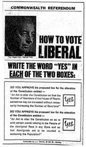 pictures of 1967 australian 1967 referendum creative spirits