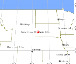south dakota map with cities rapid city south dakota sd 57701 profile population maps