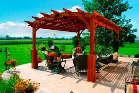 Backyard Arbors Shade Solutions Awnings Gazebos Pergolas U0026 Pavilions Best In