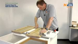 cooke and lewis kitchen cabinets assembling a framed door to a 925 or 625 cooke u0026 lewis unit youtube