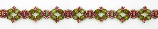 free bead bracelet patterns images Free bead patterns and ideas jpg