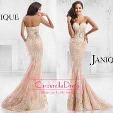 what to wear with a light pink dress mermaid evening dresses 2017 formal light pink multi color applique