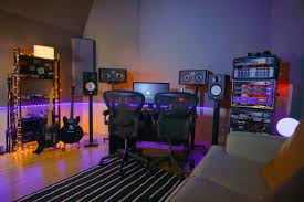 Music Recording Studio In Los Angeles 17 Hertz