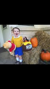 Winnie Pooh Halloween Costumes Babies Christopher Robin Halloween Costume Diy Halloween Winniethepooh