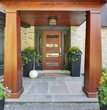 wonderful modern entry doors image ideas with granite wood and