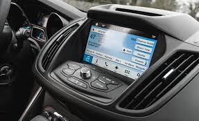 Ford Escape Ecoboost - 2016 ford escape ecoboost se interior head unit 8210 cars