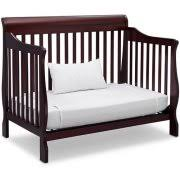 Delta Canton 4 In 1 Convertible Crib Delta Children Canton 4 In 1 Convertible Crib Espresso Cherry