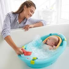 Babies In A Bathtub Fisher Price Rinse N Grow Baby Bath Tub Fisher Price Bathing And