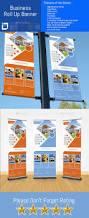 137 best banner roll up images on pinterest print templates