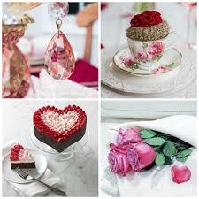 romantic decoration valentine u0027s day entertaining ideas