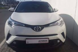 toyota demo cars for sale 2017 toyota c hr 1 2t plus demo cars for sale in cape r