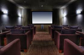 Home Theatre Sconces 10 Maxims Of Perfect Home Theater Room Design