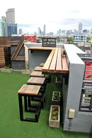 Best Place For Patio Furniture - roofdeck bar at the z where to stay in manila z hostel